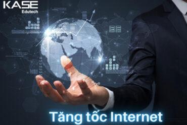 Thủ thuật tăng tốc internet miễn phí CHỉ với DNS SERVER