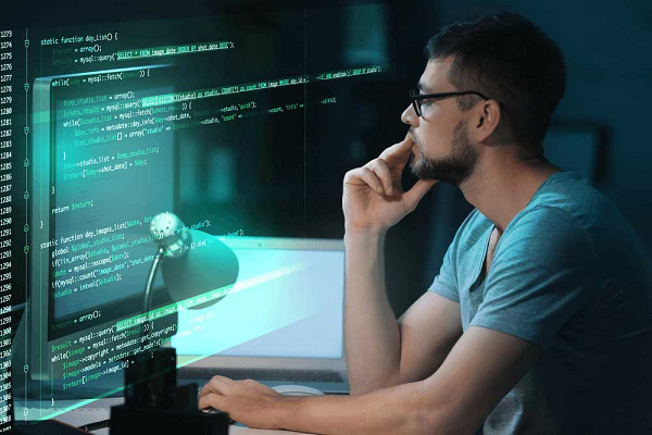 Lập trình viên - kỹ sư viết phần mềm