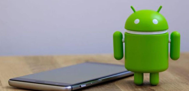 Bí mật về chú robot xanh của hđh android