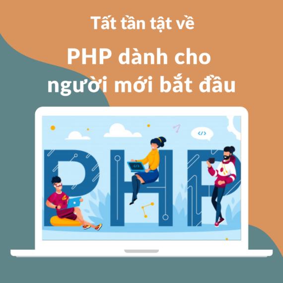 9 câu hỏi về lập trình web PHP dành cho người mới bắt đầu